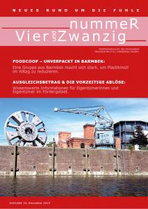 Stadtteilzeitung No. 24_Deckblatt